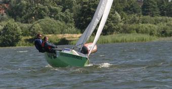 Boatshow Cup w słońcu...