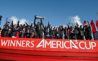 Puchar Ameryki bohaterowie