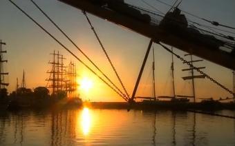 Atlantyda - sail ho welcome