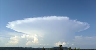 Praktyczna meteorologia – Cumulonimbus