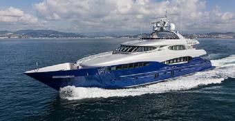 Jachty luksusowe - nie tylko ponad 100-metrowe